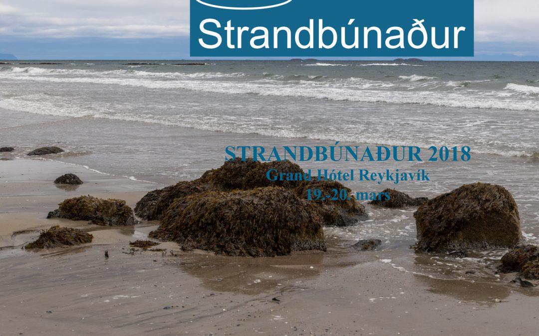 Uppfærð dagskrá Strandbúnaðar 2018