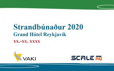 Strandbúnaði 2020 frestað